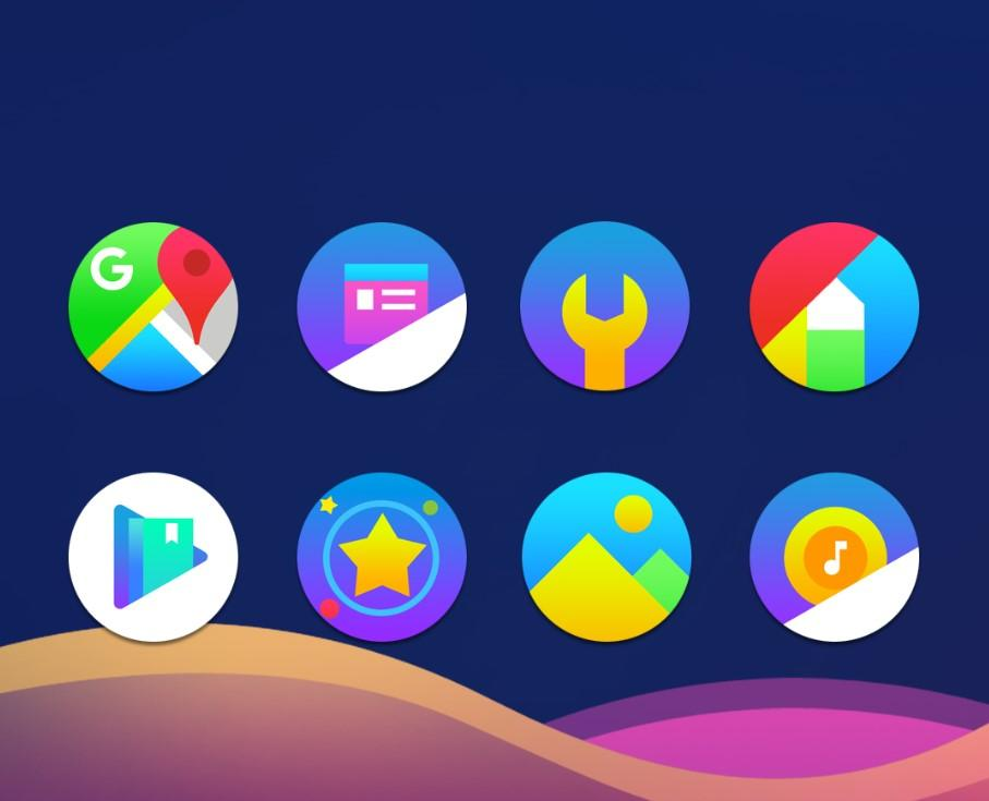 Fresy icon pack apps free October 15