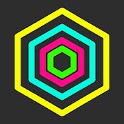 Hex AMOLED Neon Live Wallpaper