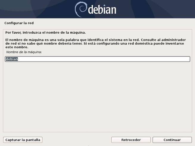Install Debian - 7
