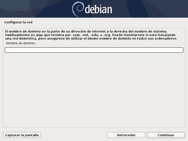 Install Debian - 8