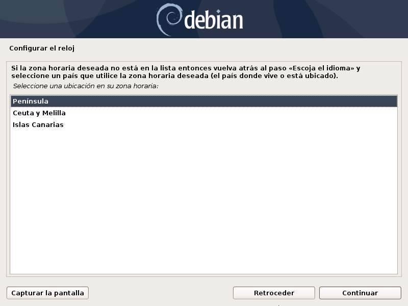 Install Debian - 13