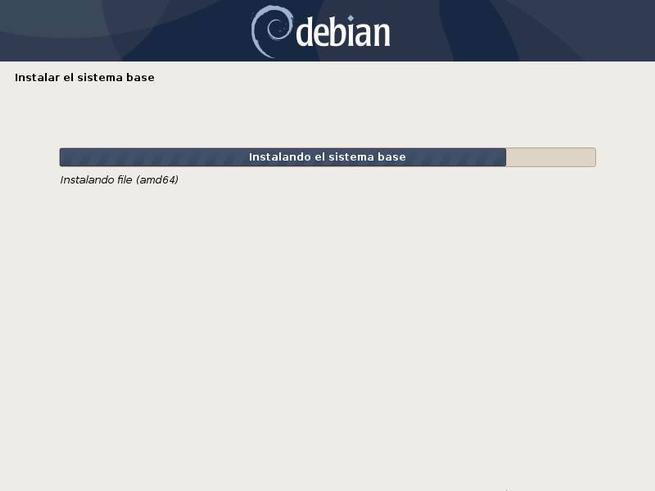 Install Debian - 20