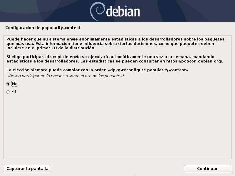 Install Debian - 26