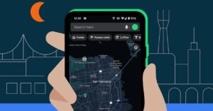 Dark mode in Google Maps: How to activate it on…