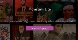 How to activate Movistar + Lite for free with an…