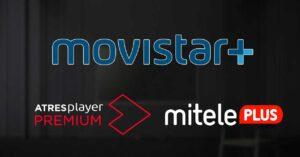 Movistar integrates Atresplayer Premium and Mitele PLUS in the 4K…