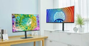 Samsung launches its new 2021 monitors: all are HDR