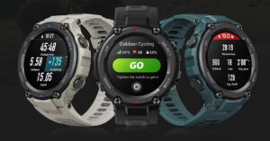 price and features of Xiaomi watch