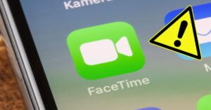 I can't make FaceTime calls on iPhone