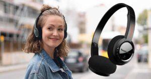 Creative Sound Blaster JAM V2: Wireless Bluetooth 5.0 Headphones
