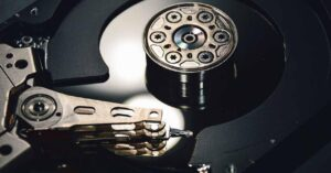 What to do if after cloning a disk, there is…