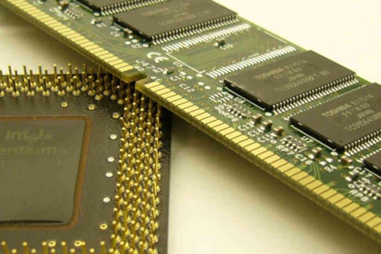 CPU RAM
