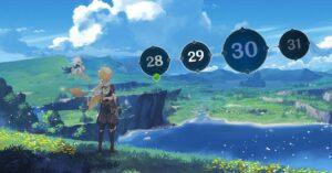 Adventure Rank in Genshin Impact: Benefits of increasing it