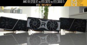 AMD RX 6700 XT vs RTX 3060 Ti vs RTX…