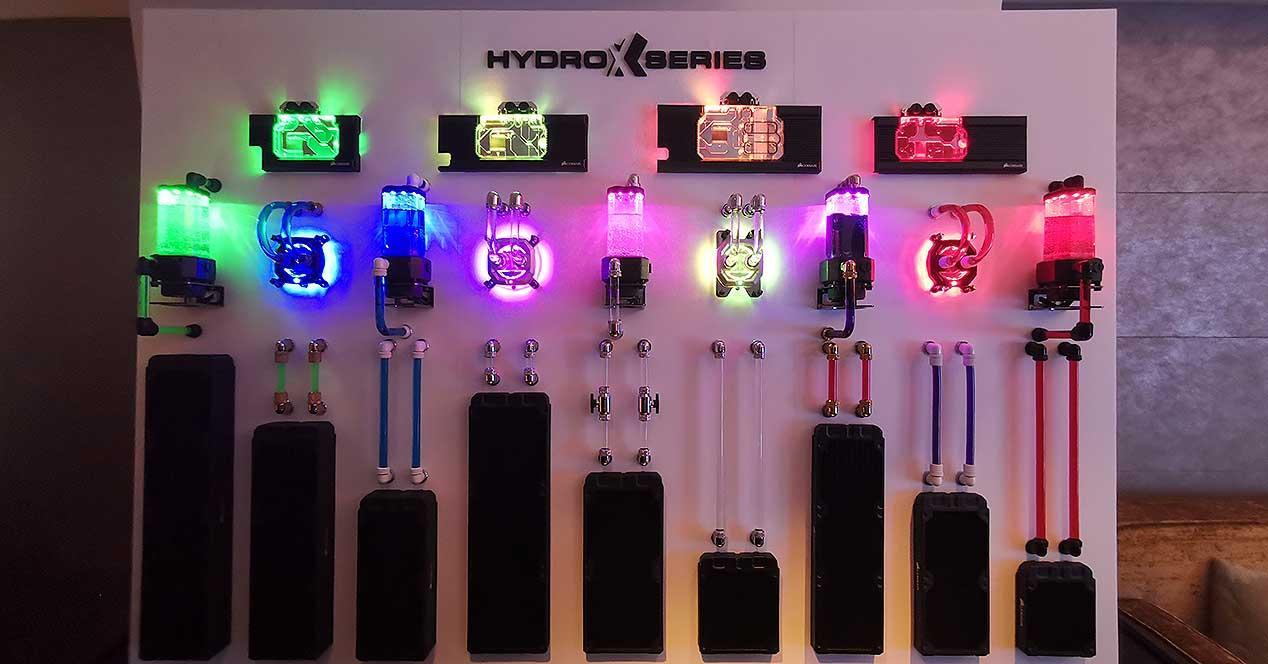 Corsair-Hydro-X-Series