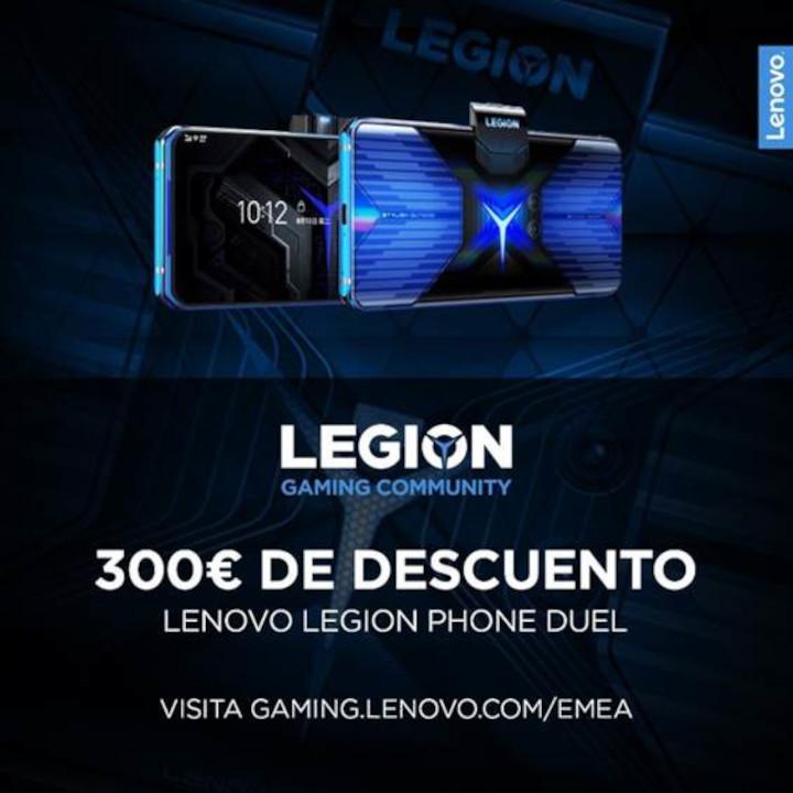 Lenovo Legion Phone Duel Promo