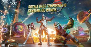 PUBG Mobile Season 18: Royale Pass Launch