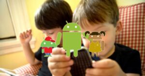 Launchers with parental controls for an Android used by children