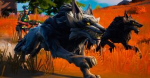 How to tame and control animals in Fortnite