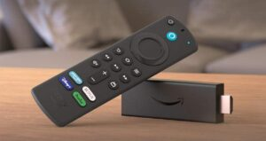 New remote control for Amazon Fire TV with Alexa Voice…