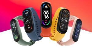 Xiaomi Mi Band 6, WiFi router 6 AX9000 and more:…