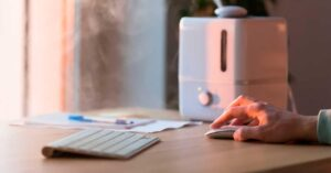 Humidifier vs PC, is it dangerous to have them in…