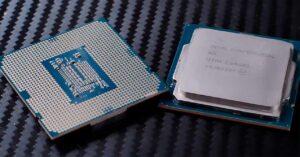 Intel i5-10600K, i7-10700K and i9-10900K CPUs drop in price
