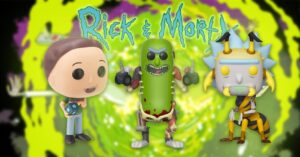 Rick and Morty Funkos: Special and Limited Editions