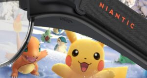 Niantic prepares its augmented reality glasses for Pokémon Go and…