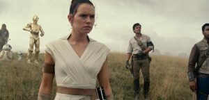 Daisy Ridley (Star Wars) talks about her supposed role in…