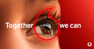 Together We Can, this is the new positioning of Vodafone