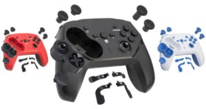 Customizable Gamepad for PC and Switch: Gyro Controller Pro