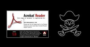 "Adobe prosecutes user for ""hacking"" Acrobat 1.0 for MS-DOS"