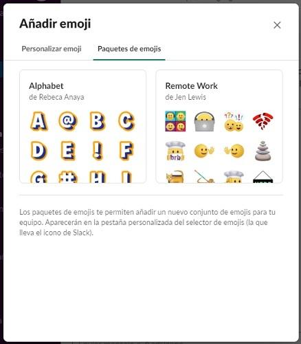 Emoji Packs