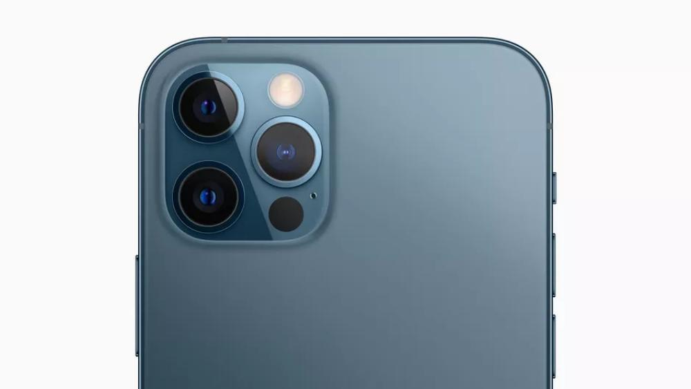 Camera and LiDAR iPhone 12 Pro