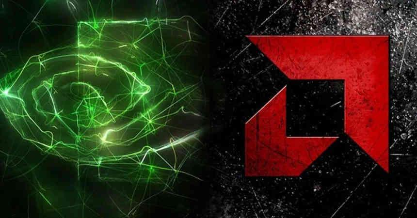 Road Map AMD NVIDIA GPUs 2021
