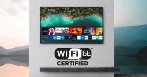 Samsung's next 8K Smart TV will use WiFi 6E: improvements…