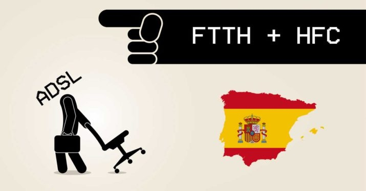 FTTH and HFC