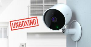 Unboxing of this Full HD 1080p Cloud IP Camera