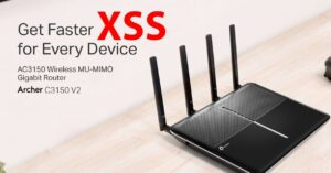 XSS security flaws on TP-Link routers and APs with public…