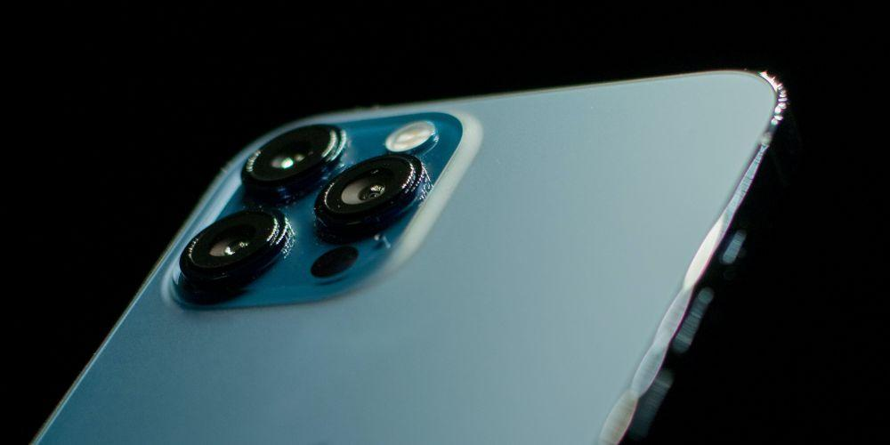 Triple camera iPhone 12 Pro Max