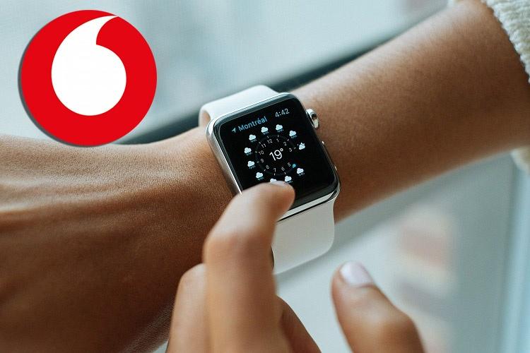 Vodafone OneNumber smartwatch