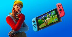 Best Fortnite graphics on Nintendo Switch: new update