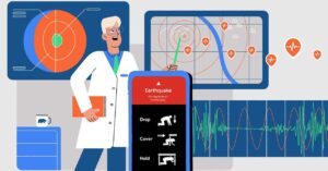 Apps to warn of earthquakes from your Android mobile