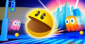 PAC-MAN GEO update with new World Tour mode