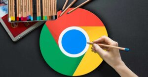 Customize the Google Chrome interface: Change colors, themes, background