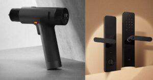 Xiaomi Smart Door Lock 1S and Mijia Electric Drill: new…