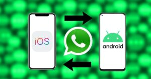 Passing WhatsApp chats between iPhone and Android: new in development