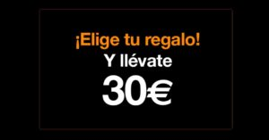 30 euros free on Visa card