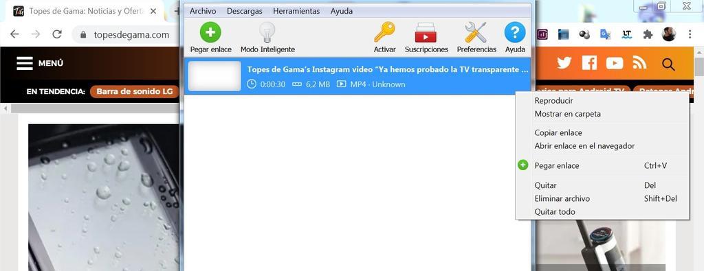 Process finished in 4K Downloader